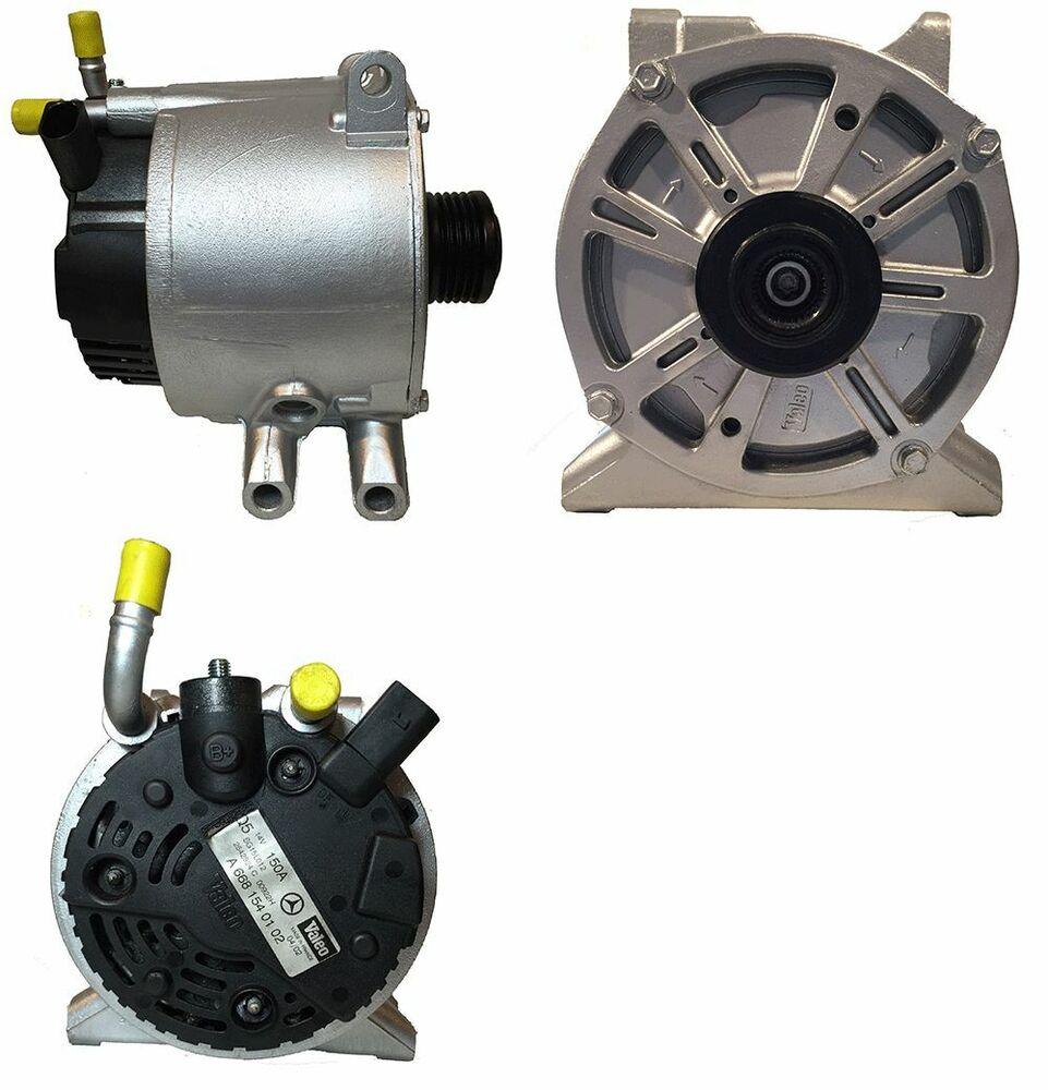 Wassergekühlte Lichtmaschine Generator 150A MERCEDES A-Klasse W168 170 CDI