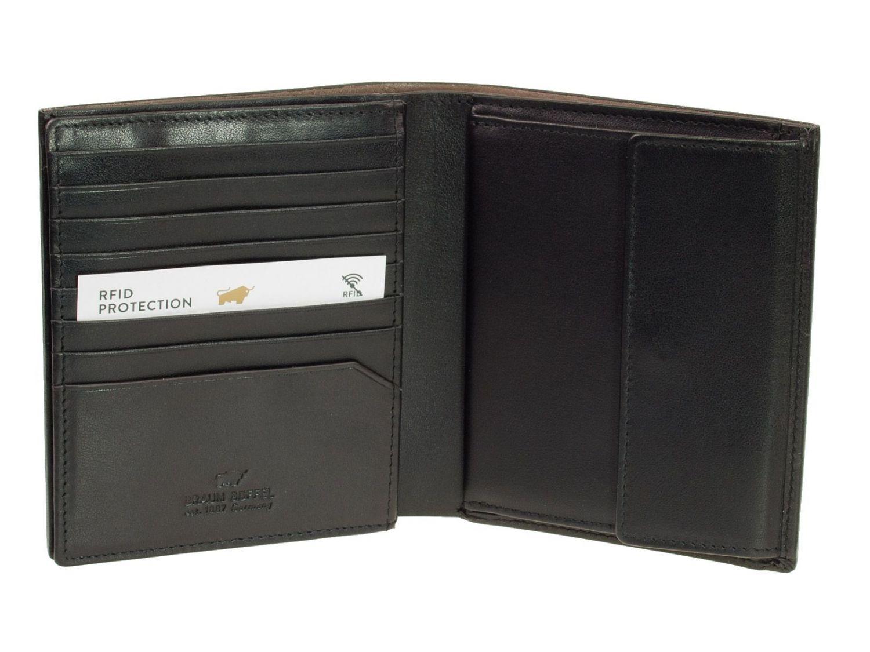 4d248353e7aa0 die eleganten Geldbörsen aus der Serie LIVORNO von Braun Büffel sind aus  weichem Nappaleder hergestellt. Die Geldbörsen sind wahre Handschmeichler  und echte ...