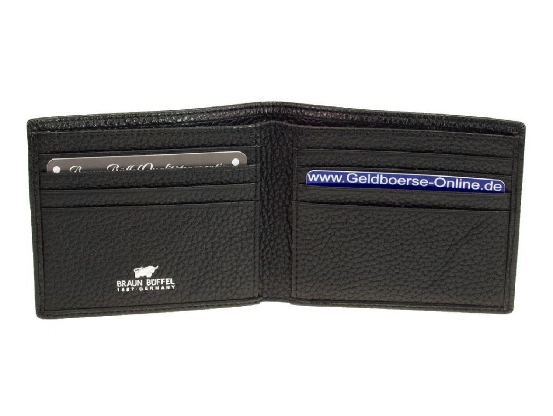 70c8ed95382c54 Die Lederbörsen aus der Serie Turin von Braun Büffel sind ideale Begleiter  für moderne Geschäftsleute.
