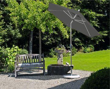 Détails sur Suncomfort® By Glatz Style Parasol 250cm Pare-Soleil de Balcon  Parasol Terrasse