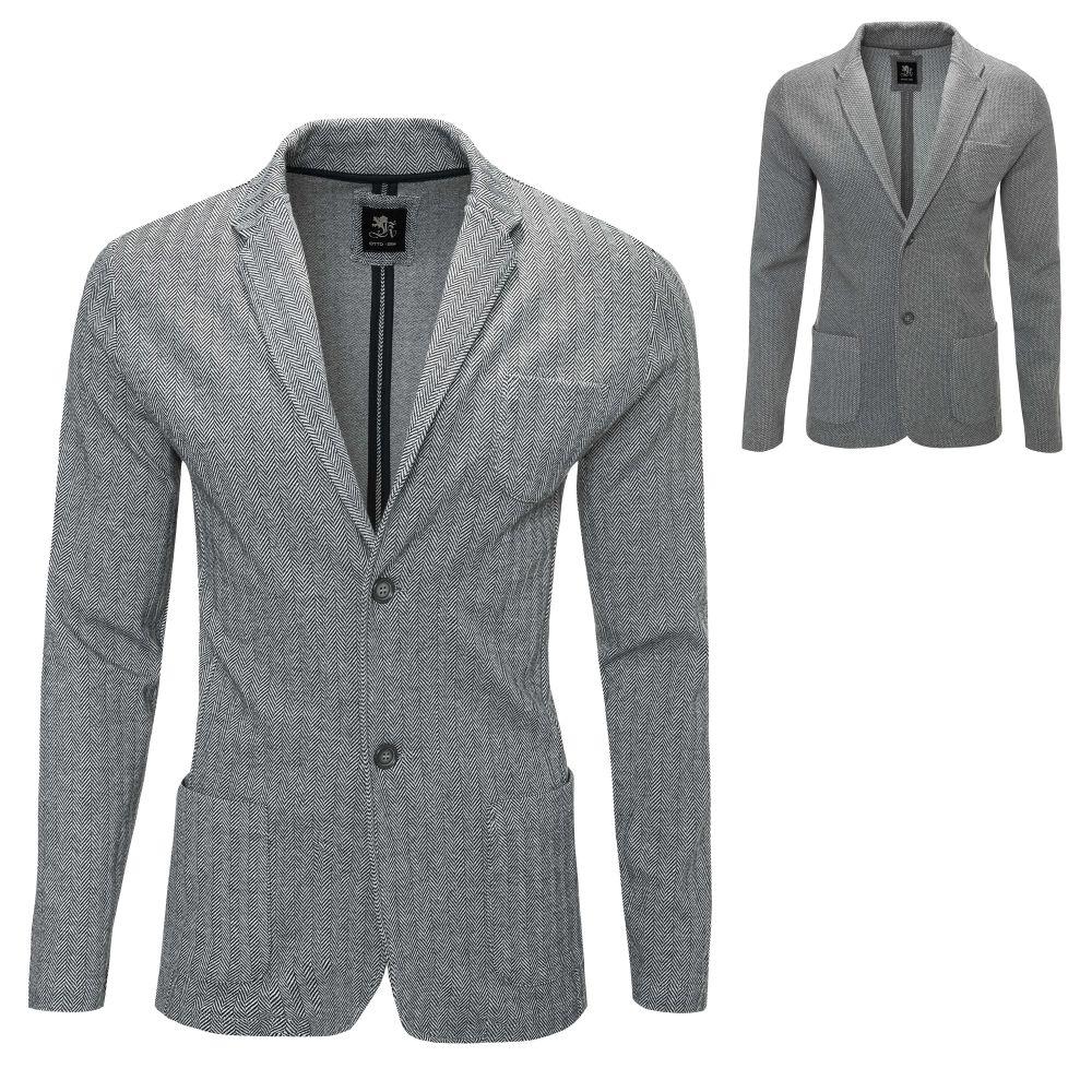 Otto Kern Herren Sakko Jacket Anzugjacke Jacke Anzug Sweat Blazer ... 0f148dd641