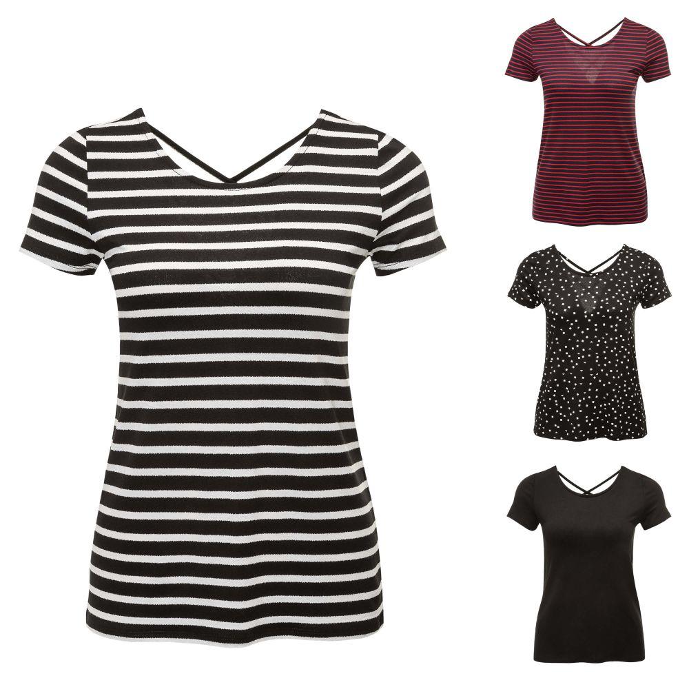 Only Damen Top Tank Top Stretch Longtop Damentop Damenshirt Shirt Color Mix