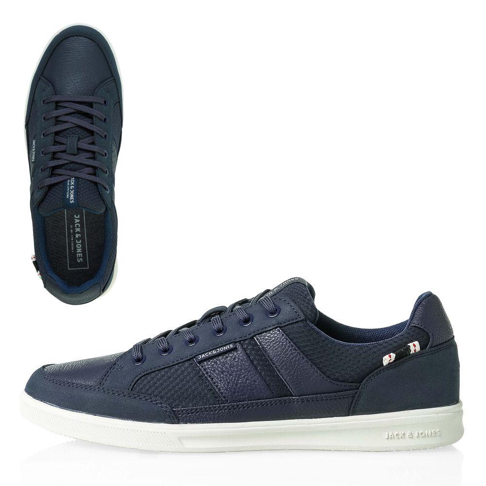 Jack   Jones Footwear Herren Sneaker Low Top Kunstleder Sportschuhe ... beedb71a59