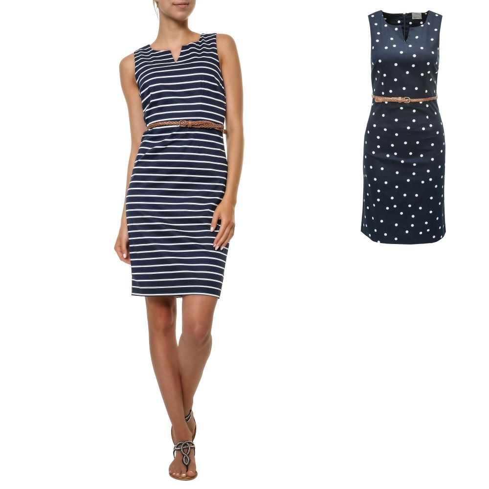a9a72cf9eca Vero Moda Damen Kleid Business Chic Elegant Sommerkleid Etuikleid ...