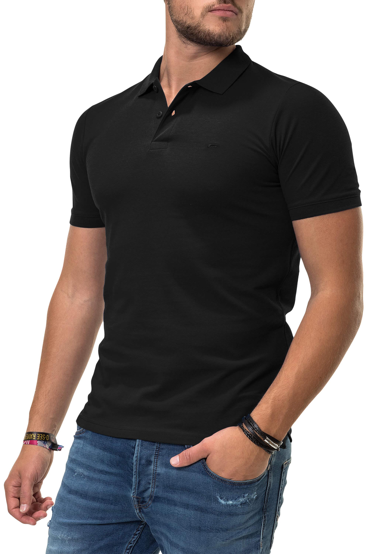 Nuevo-Jack-amp-Jones-senores-camiseta-polo-polo-camisa-t-shirt-camisa-Basic-Color-Mix