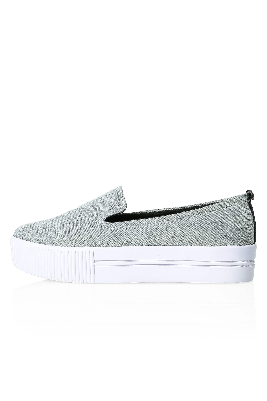 Only-Donna-slip-on-sneaker-low-top-mocassino-loafer-slipper-scarpe-basse-sale miniatura 3