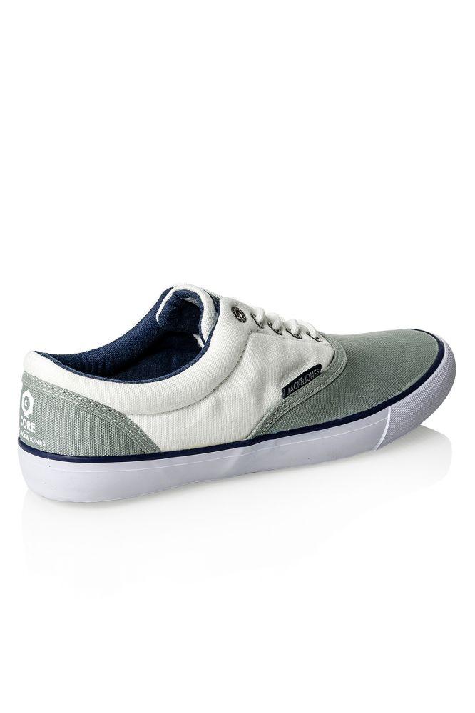 Jack   Jones Core Sneakers JJ Kos Low Summer Casual Shoe Neutral Gray 317370aeb3
