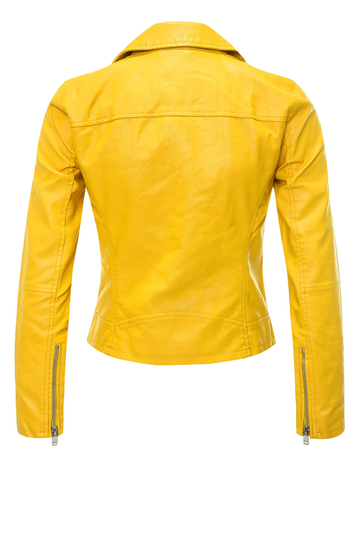 Only Damen Kunstlederjacke Bikerjacke Übergangsjacken Damenjacke Jacke SALE /%