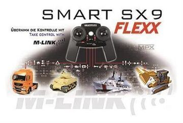 15303 Multiplex SMART SX 9 FLEXX M-LINK-Set