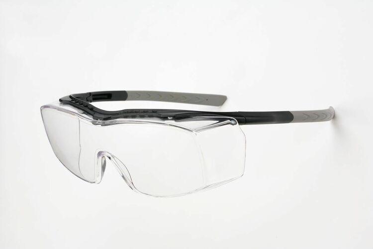 Schutzbrille klar Arbeitsschutzbrille transparent Augenschutz Brille nach EN166