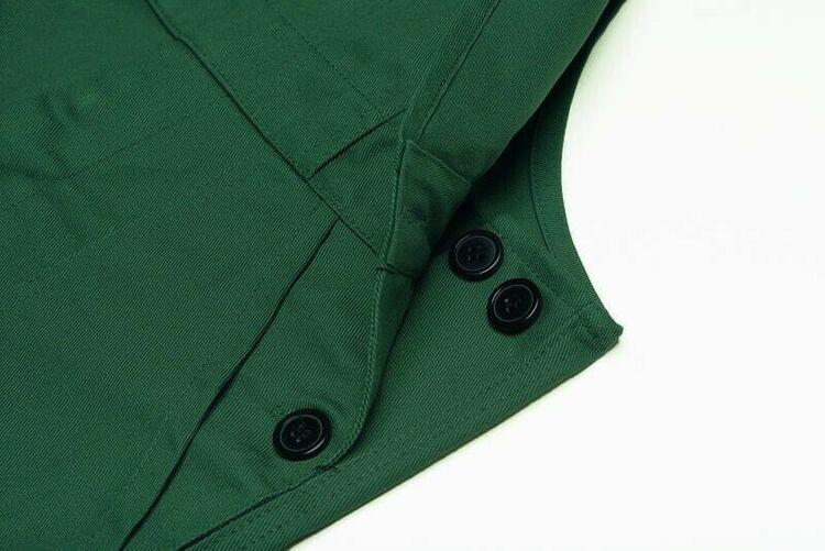 46-58 Planam BW290 Bundjacke Arbeitskleidung Arbeitsjacke hydronblau /& Grün  Gr