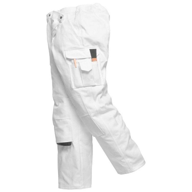 Malerhose Maler Malerjacke Arbeitskleidung Arbeitshose Arbeitsjacke Shorts Weste