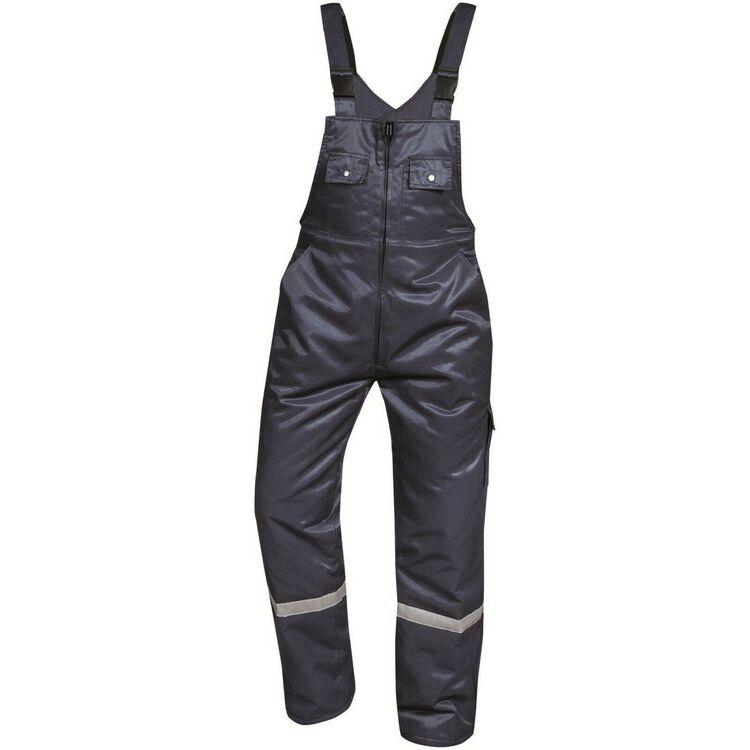 Eiko 4607 Jeans Latzhose Arbeitsjeans Arbeitshose Blau