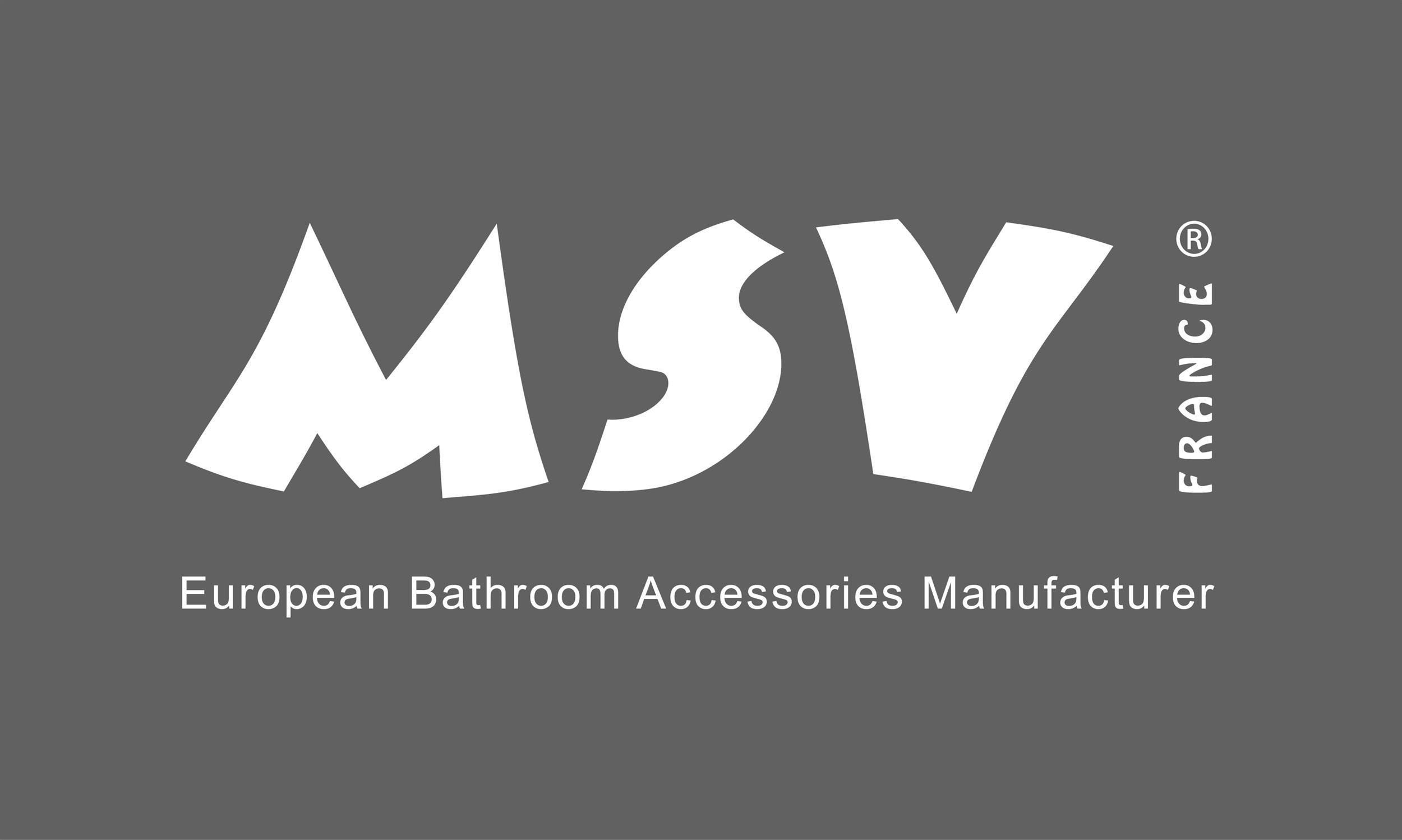 MSV Duschvorhang 180x200cm Anti Schimmel Textil Badewannenvorhang Wannenvorhang