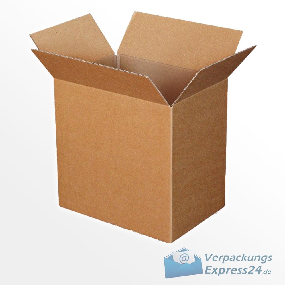 60 Karton Faltkarton Faltschachteln 200 x 150 x 150 mm