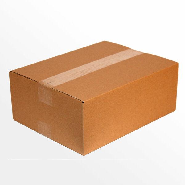 100 Faltkartons 320 x 250 x 120mm Versandkartons Faltkisten Schachtel Verpackung
