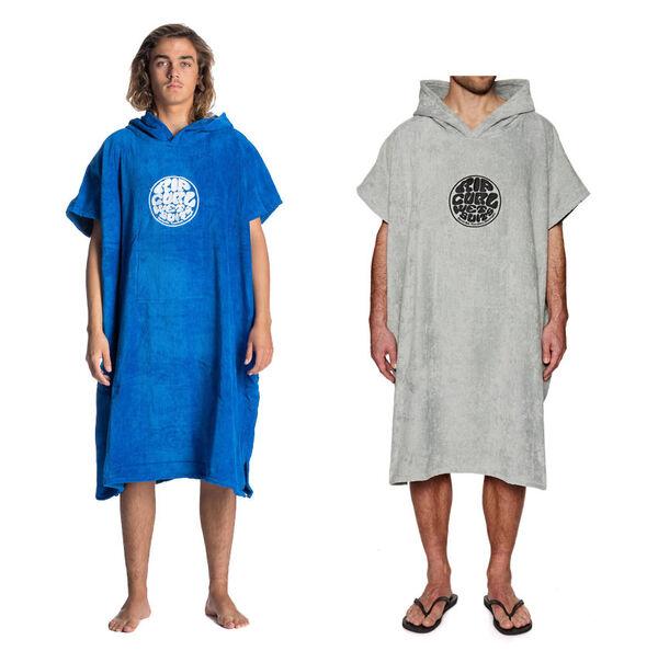 Pro Surf Poncho Handtuch Kapuze  Erwachsene  Mikrofaser Umkleidehilfe unisex