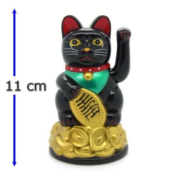 10-45cm Glückskatze Winkekatze Glücksbringer Feng Shui Deko Katze Maneki Neko