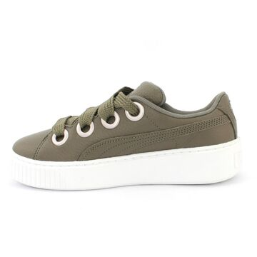 Puma Platform Kiss LEA Wn's 366460 01 Damen Sneaker Freizeit