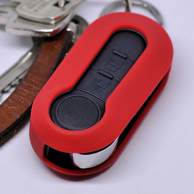 Klapp Schlüssel Cover Hülle Rot Citroen Jumper Peugeot Boxer Fiat ...