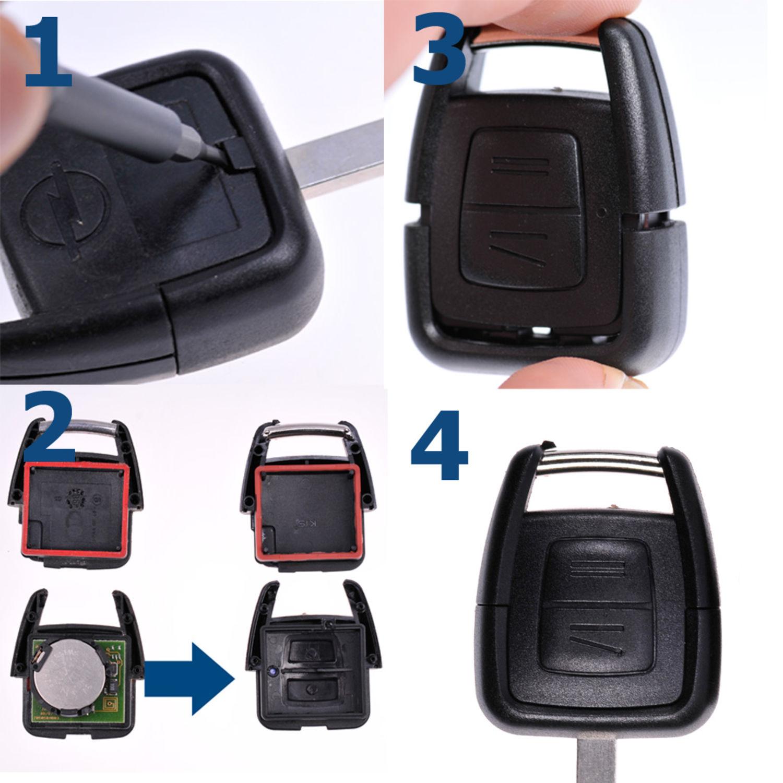Kia Schlüssel Tasten Mikro Taster Schalter Drucktasten 4x Mikrotaster f