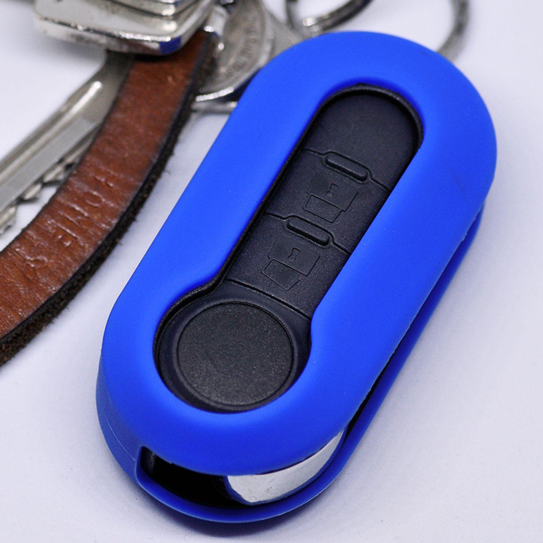 Klapp Schlüssel Cover Hülle Blau Citroen Jumper Peugeot Boxer Fiat ...