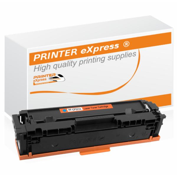 3x Eurotone ECO Toner für HP Color LaserJet Pro MFP M-181-fw M-180-fndw M-180-n