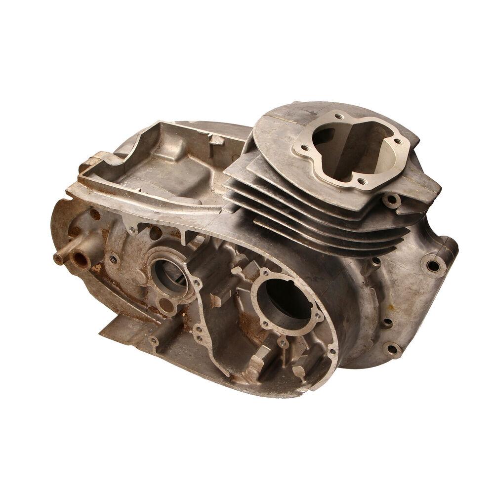 Motorgehäuse roh Jawa 356 Originalteil neu 356-11-201