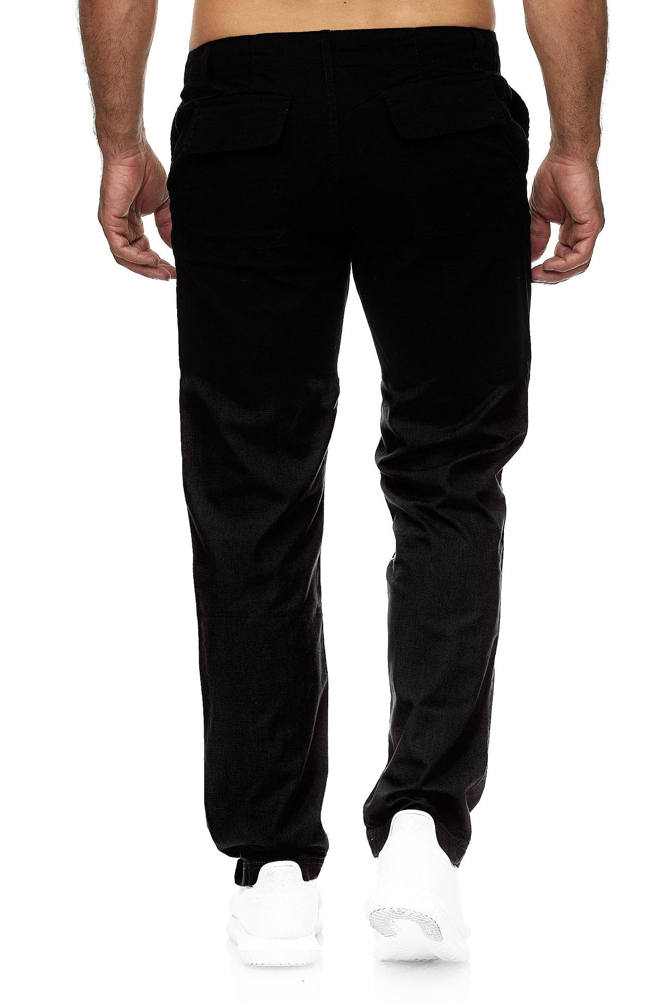 corona-caballeros style tiempo libre pantalones lino pantalones deportivos-pantalones Reslad rs-3000