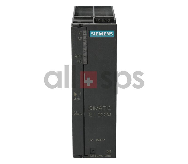 Siemens Simatic S7 Anschaltung 6ES7153-2BA00-0XB0 6ES7 153-2BA00-0XB0