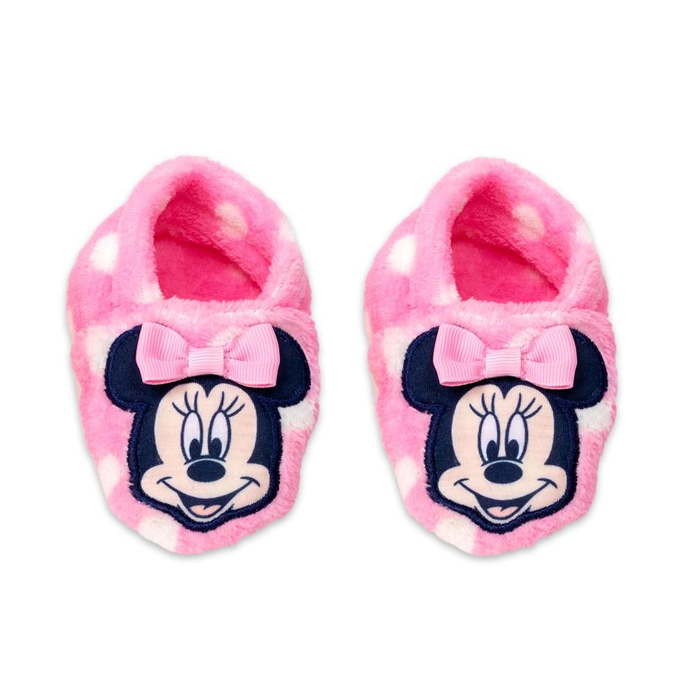 Disney Minnie Mouse Bademantel mit Schuhe