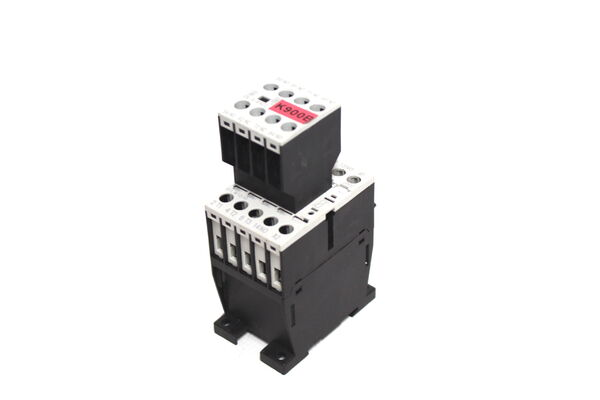 DIL M32-XHI22 HS-Set of 2 DILM 12-10 C Power Switch 2x Moeller DIL M 12