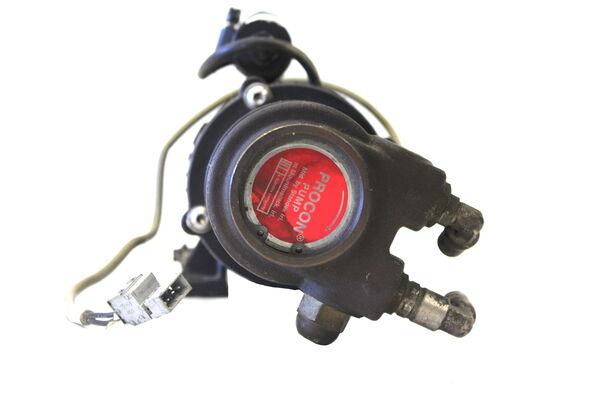 ATB L56 LBF 56//4B 11 Elektromotor 230V 50Hz 0,08kW