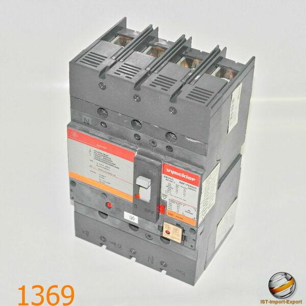 AEG Elfa E81 U4A Leistungsschalter