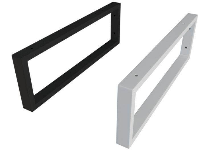 2 X Design Edelstahl Konsolenträger Konsole Regalhalter