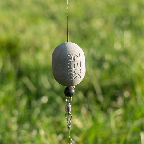 Steingewichte, Grundblei Karpfenblei Angelsteine Alternative zum Blei