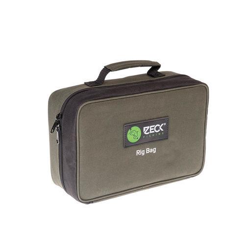 Vorfachtasche mit Aufwickler Tackle Box Angeltasche Waller Vorfach Mappe Rig Bag