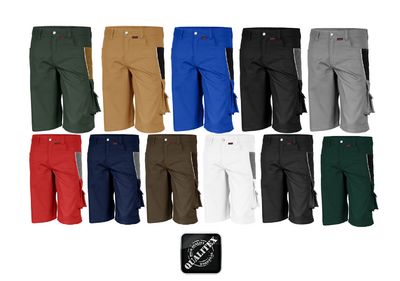 mehrere Farben Qualitex Shorts PRO MG 245