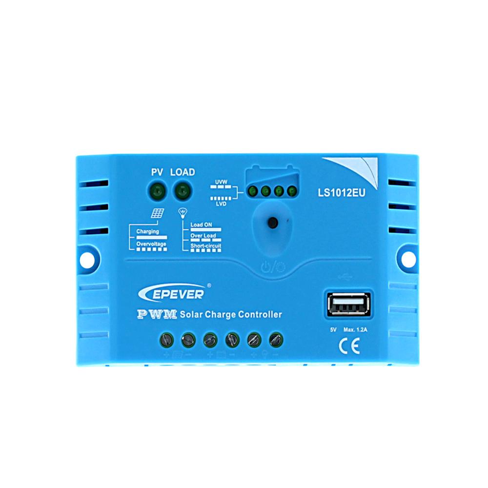 Solarladeregler 12V//24V Steca Solarix 2020-x2 geeignet für zwei Bateriekreise