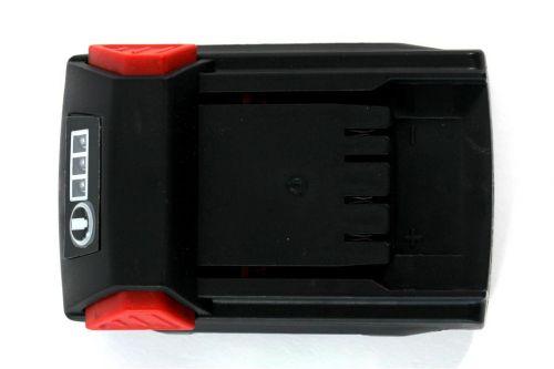 Akku ART 1825  Rasentrimmer Grizzly Batterie MOCA-LR32-250-15N Kantenschneider
