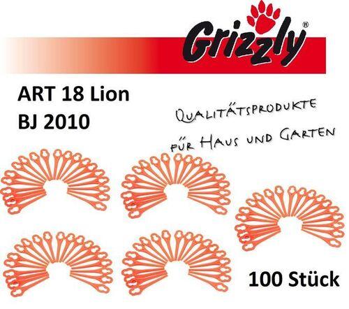 Schutzabdeckung ART 18 LION GRIZZLY Akku Rasentrimmer Trimmer Kantentrimmer