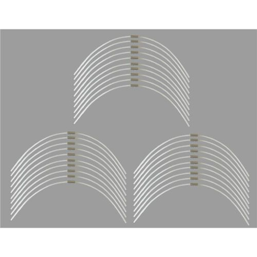 20 Faden Fäden extra stark Florabest FRT 500//8 Lidl Elektro Rasen Trimmer
