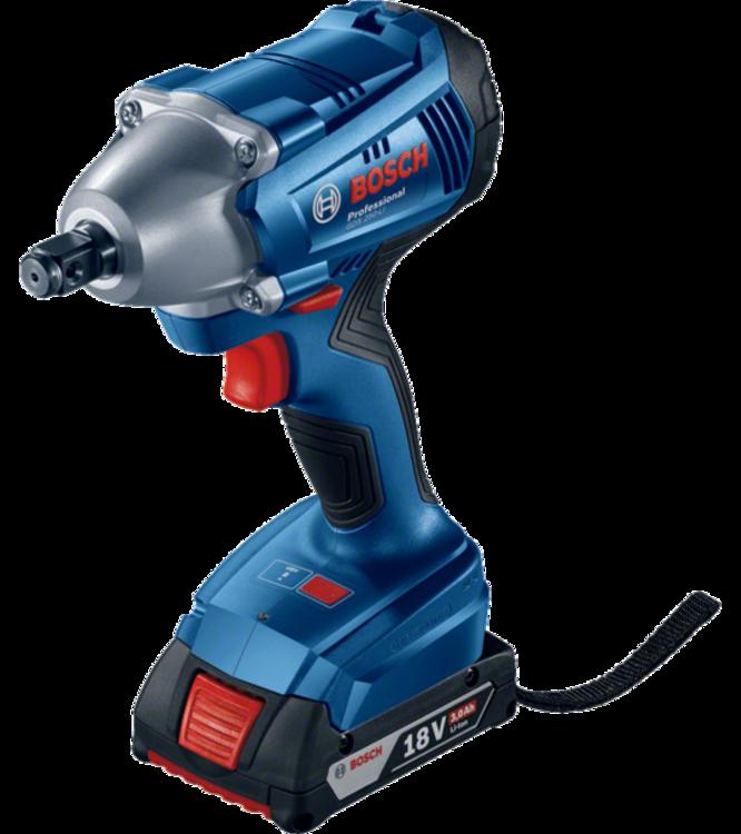 2x3Ah blau Bosch Akku-Drehschlagschrauber 06019G6120 GDS 250 Li
