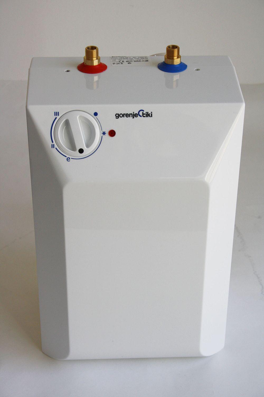 Details zu Gorenje TEG S 20 U Untertisch Boiler 20 Liter Elektro  Kleinspeicher 20 L Drucklos