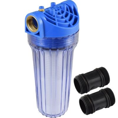 1 zoll wasserfilter vorfilter garten pumpe filter kreiselpumpe hauswasserwerk ebay