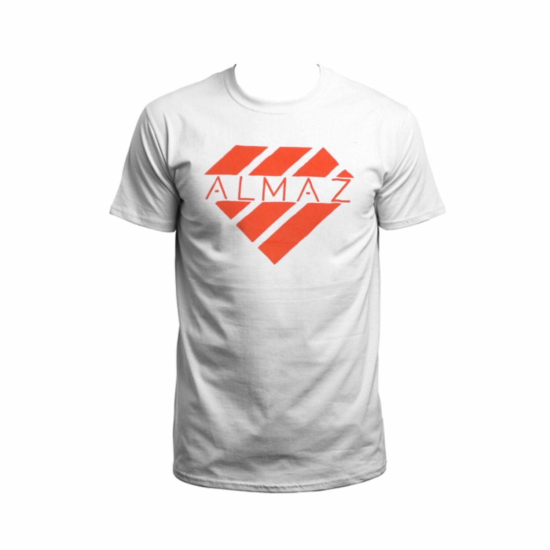 Kurdo Almaz Logo Shirt weißorange | eBay