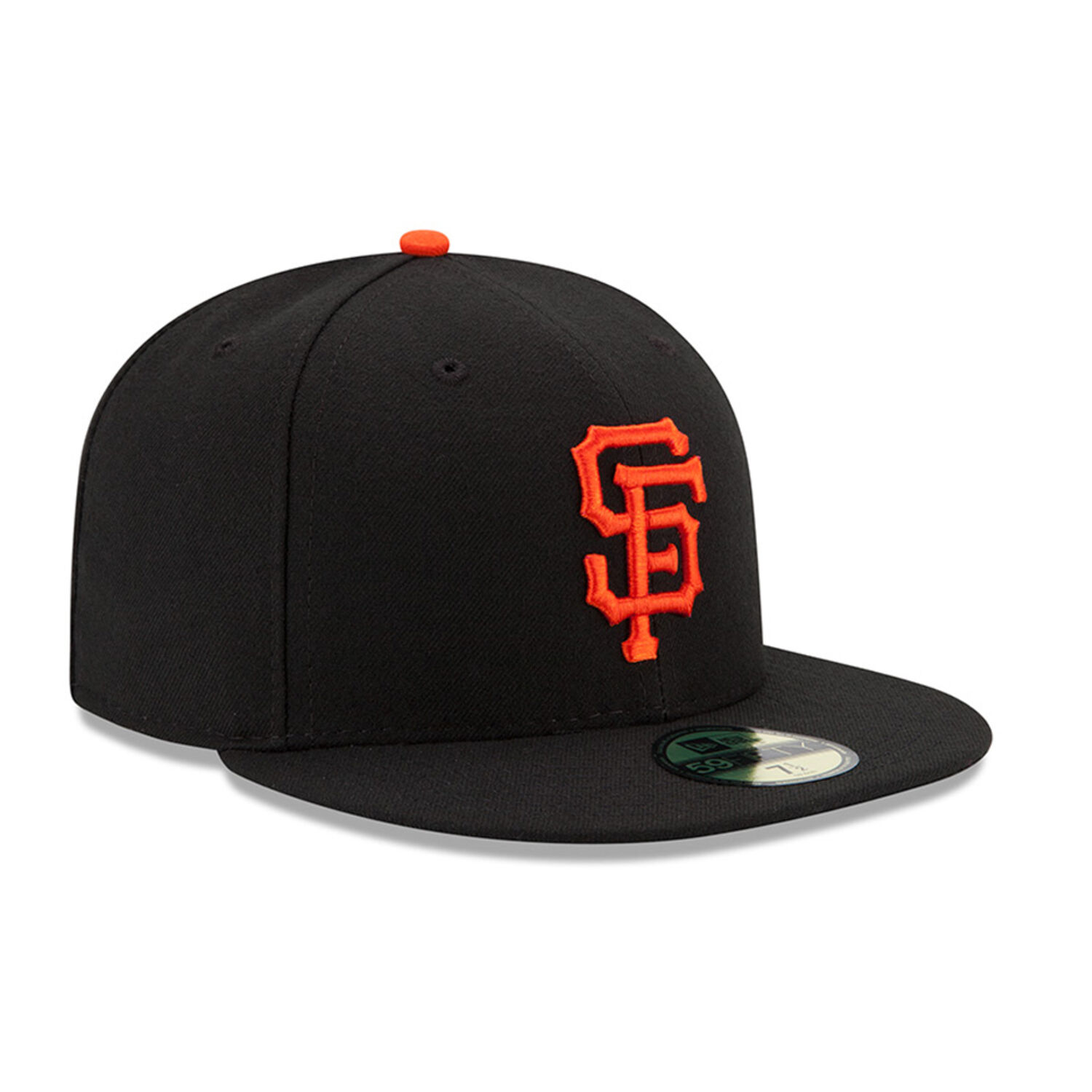 New Era 59FIFTY Cap San Francisco Giants Authentic On-Field Game MLB ... 31eb63bf5e6