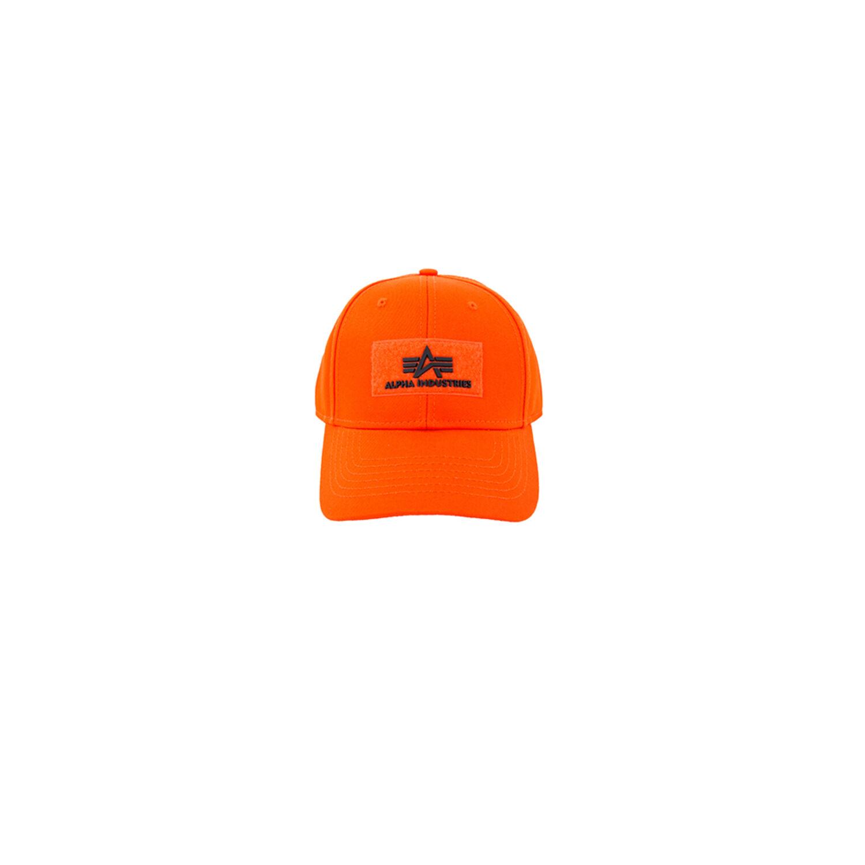 Details about Alpha Industries Cap Vlc II Flame Orange 63da652c4721