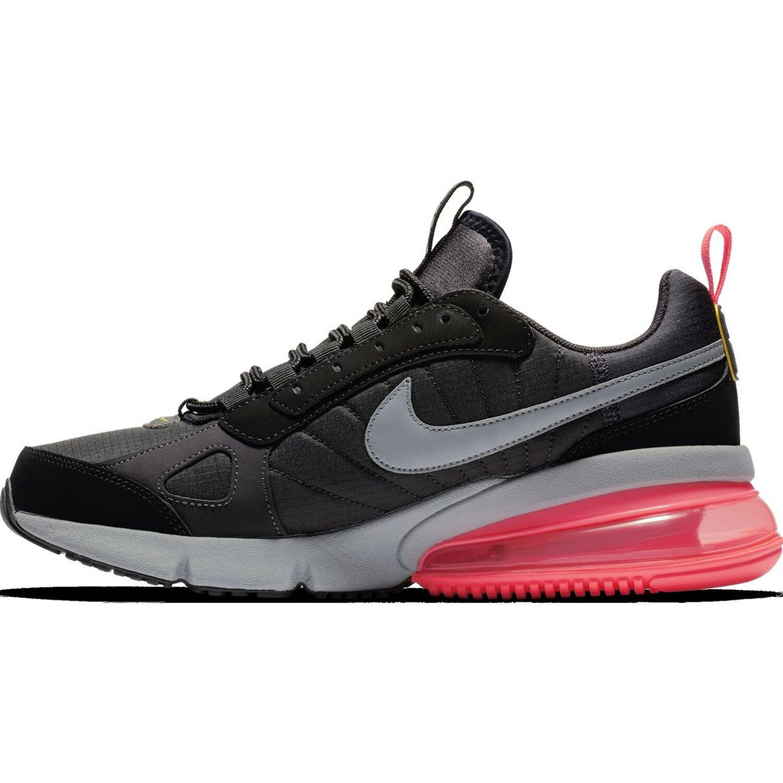 designer fashion 543cb cdb27 Nike chaussure Nike Air Max 270 Futura noir cool punch chaud gris gris-huile