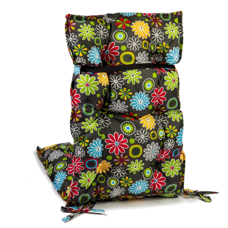 gartenstuhlauflagen sitzkissen gartenm bel auflagen f r. Black Bedroom Furniture Sets. Home Design Ideas